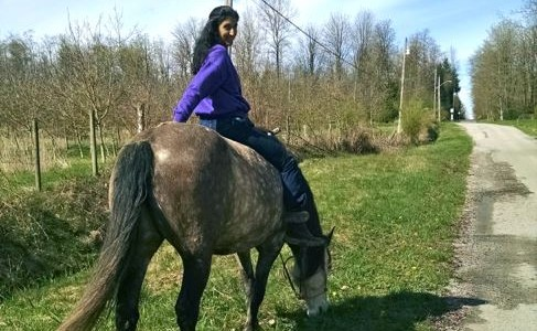 Healing Through Riding