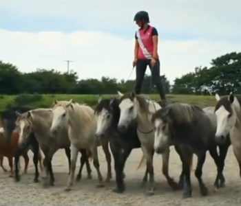 VIDEO: Emma Massingale – Liberty Equine Adventures