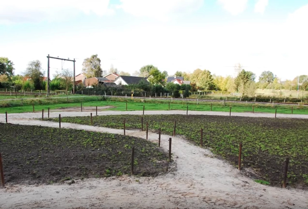 Example of a Paddock Paradise in the Netherlands